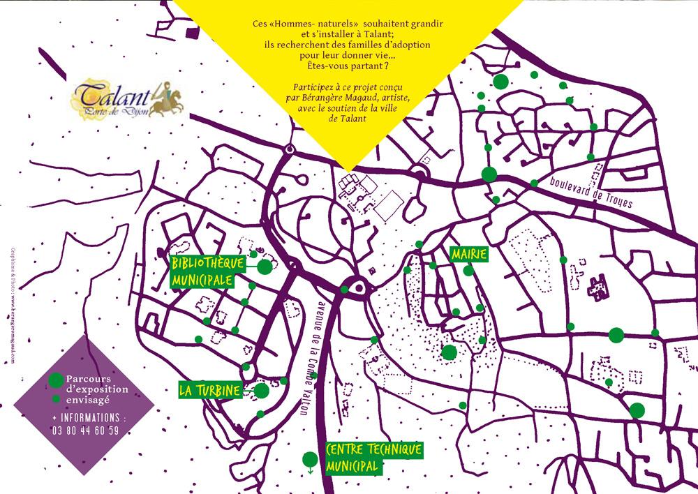 FLYER-parcours-Talant-berangeremagaud