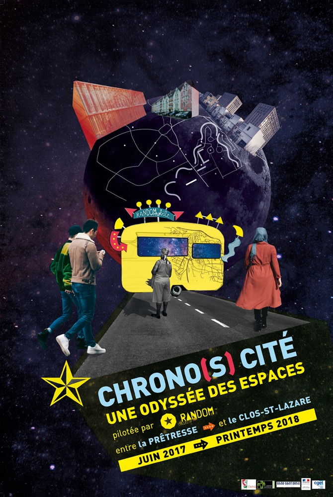 Affiche--Chronoscite-RANDOM-BerangereMagaud
